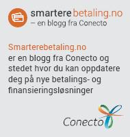 Smarterebetaling.no er en blogg fra Conecto