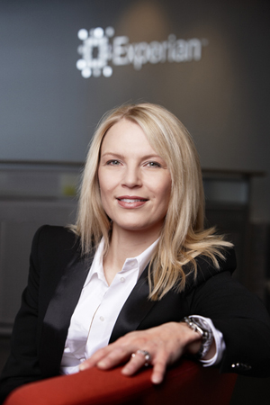 Foto: Tina Sandnes Rellsve, Head of Credit Services Norway, i Experian
